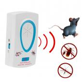 Dual Ultrasonic Mouse & Mosquito Repeller