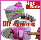 Diy Nail Art Stamp Printing Machine