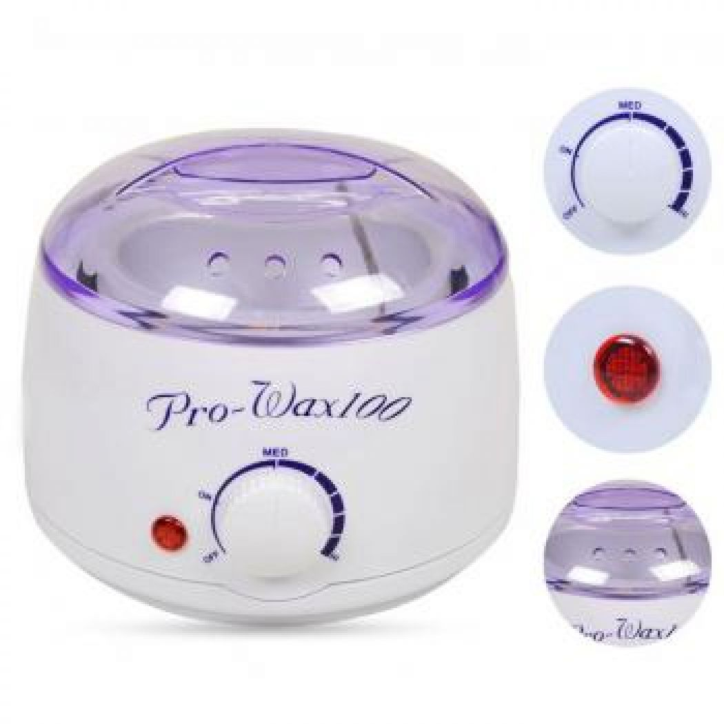 Babyliss Body hot wax machine for Hair Removing