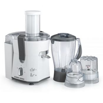 Black and Decker 4 in 1 Functions Food Processor J