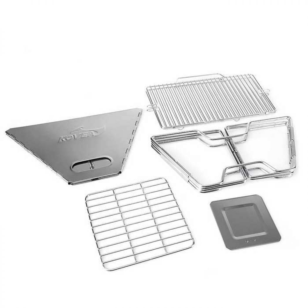 Charcoal Grill Kovea KG-0712 Stainless Steel Barbe