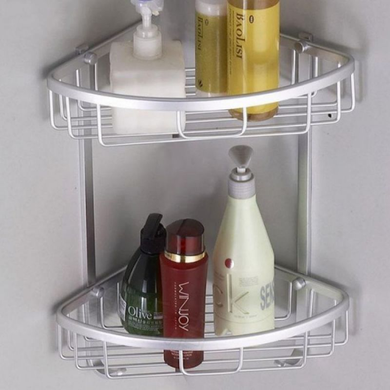 Awesome  Corner Glass Shelves For Bathroom In Pakistan In Pakistan  Hitshop