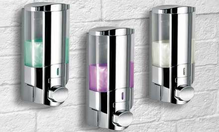 Soap, Shampo & Lotion Dispenser