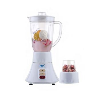 Anex AG-6037 2-in-1 Blender-Grinder with Plastic-J