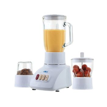 Anex Blender Grinder with big Grinder 3 in 1 Glass