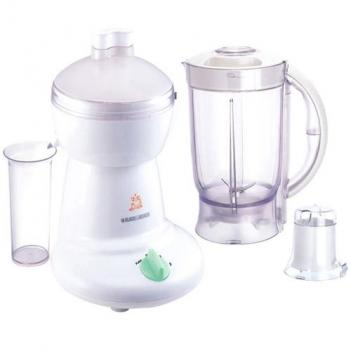 Black & Decker Juicer Blender & Grinder JBG60