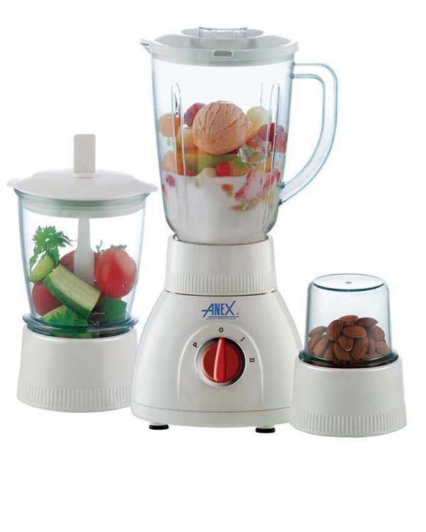 Anex AG-6029 3 in 1 Blender-450w