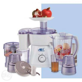 ANEX AG-2053 FOOD PROCESSOR 500 W