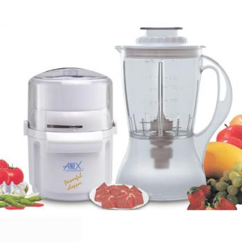 ANEX CHOPPER BLENDER AG-1048EX