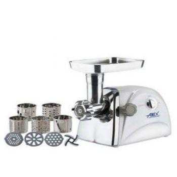 Anex AG2049 Meat Grinder & Vegetable Cutter