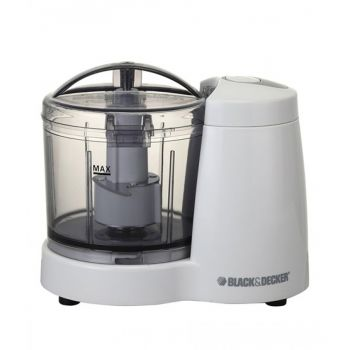 Black and Decker SC350 Mini Chopper White