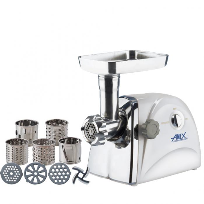 1 Anex Meat Grinder & Vegetable Cutter - 2049 in Pakistan