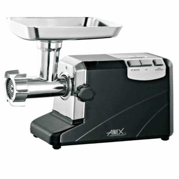 Anex AG 3060 Deluxe Meat Grinder Black