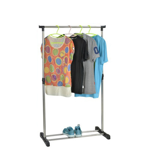 Stainless Steel Single-pole Clothes Racks