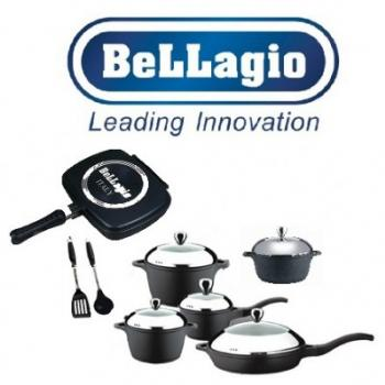 Bellagio 14 pieces Cookware Set