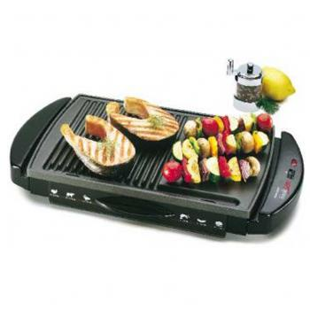Black & Decker Open Flat Grill GM-60