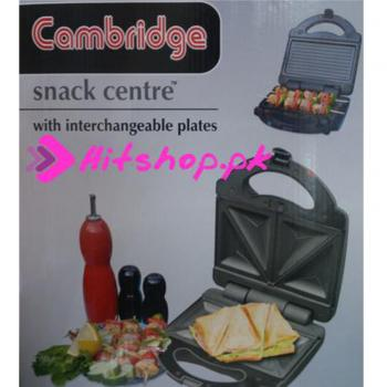 Cambridge Sandwish Maker With Br B Q Grill