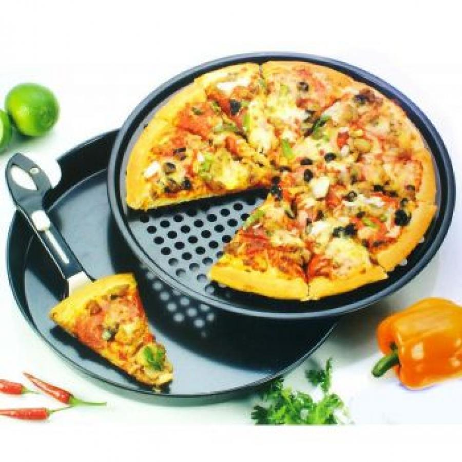 Non-Stick Pizza Pan Set In Pakistan