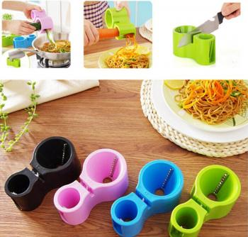 Spiral Cutter  Sharpener Slicer