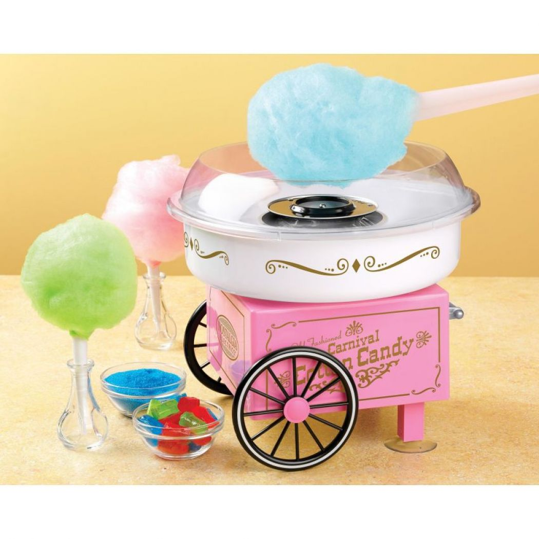 Cotton Candy Machine Instant Making