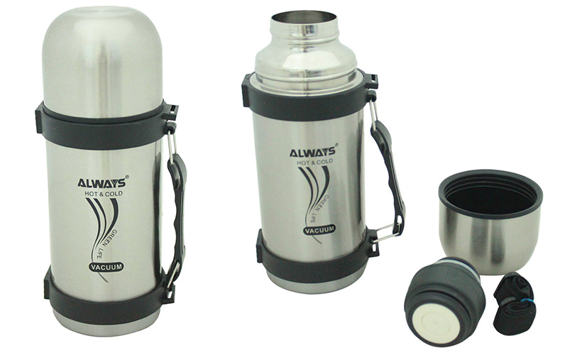 Travelling Thermose - Stainless Steel Vacuum Flask