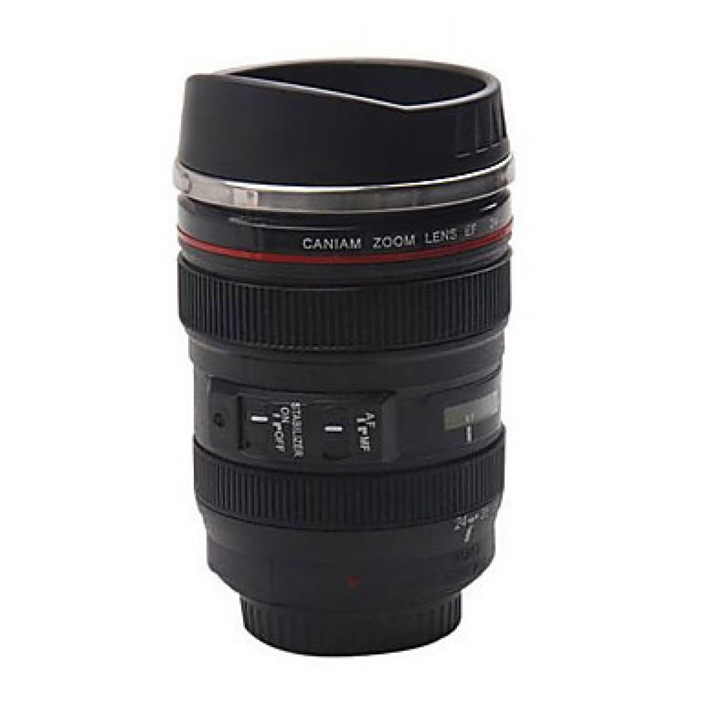 Camera lens ef 24 105mm model coffee mug cup in pakistan for Photo lens coffee cup