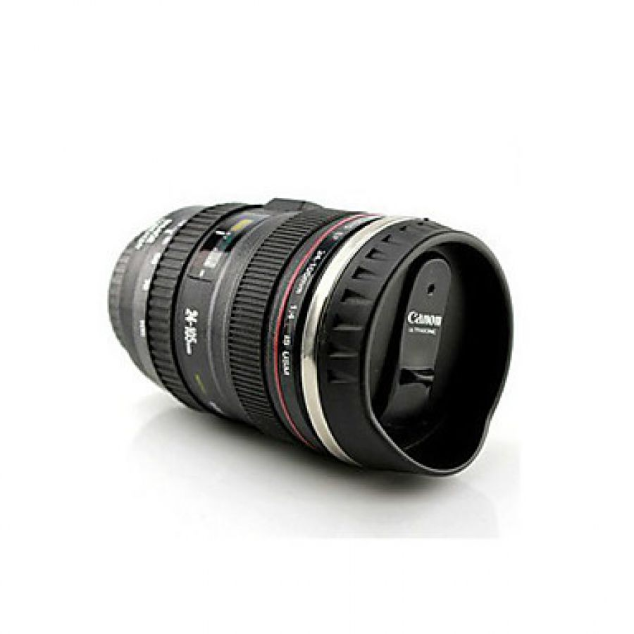 Camera Lens EF 24-105mm Model Coffee Mug Cup