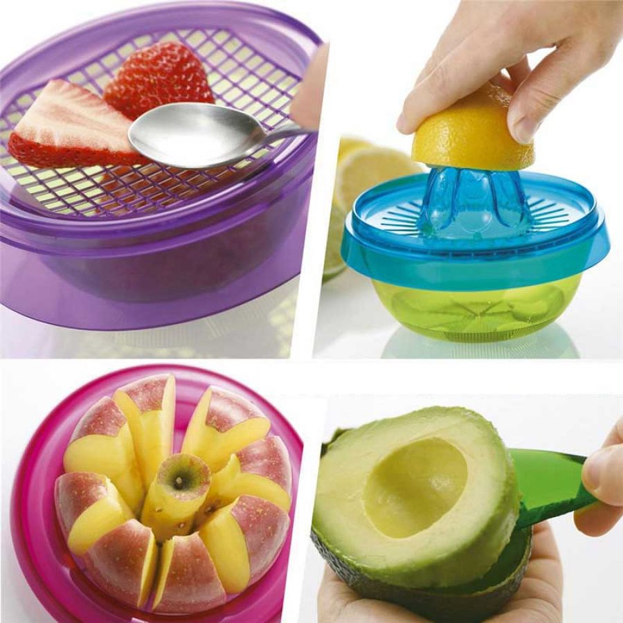 Multifunction Fruit Salad Slicer Plant