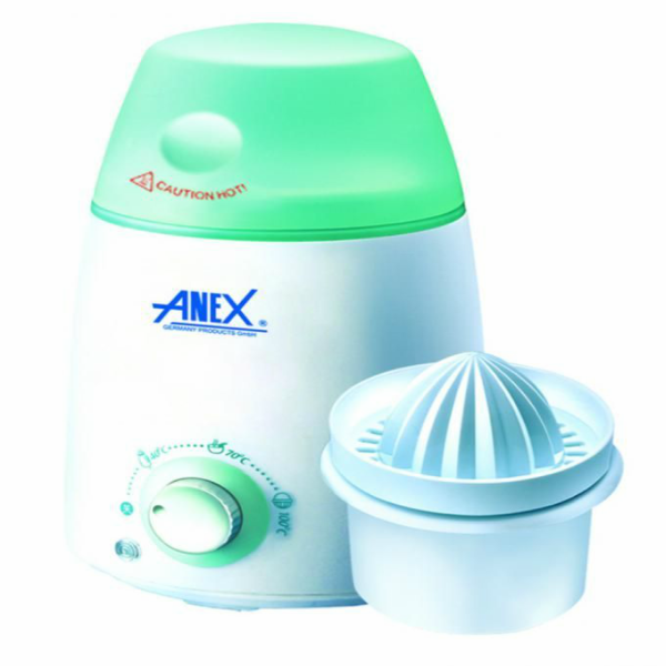 Anex AG 734 Deluxe Baby Bottle Warmer 2 in 1 Baby