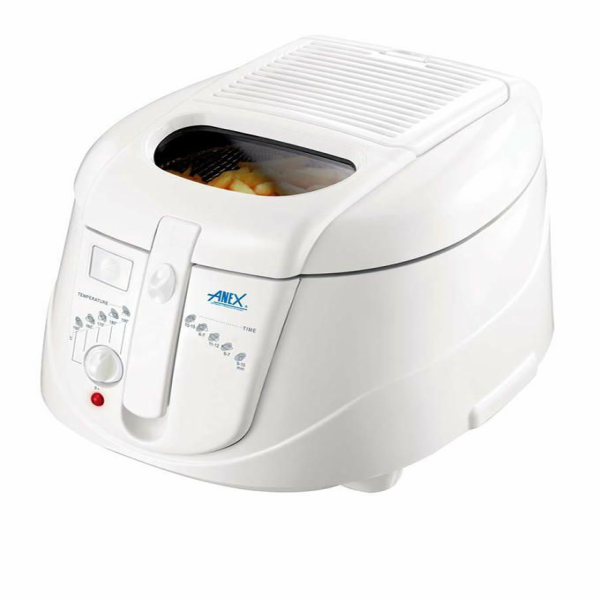 Anex AG 2012 Deep Fryer White