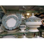 Bone China Dinner Set 8 person