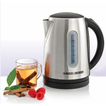 Black And Decker JC450  Stainless Steel Kettle