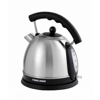 Black And Decker Stainless Steel Kettle DK35