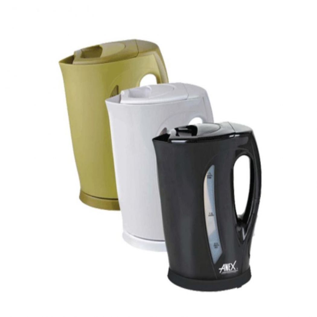 ANEX KETTLE 2 COLOURS NEW AG 4022