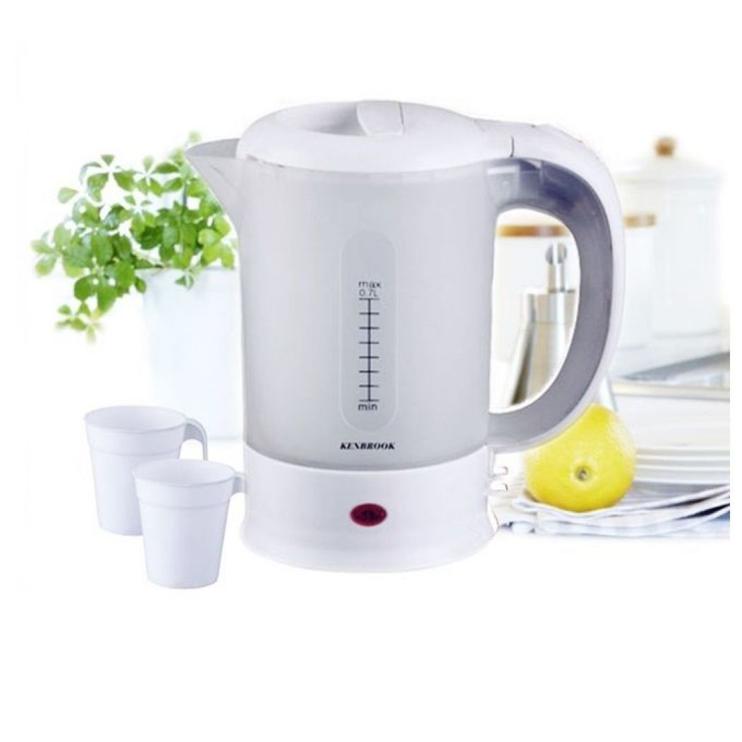 Kenbrook Travelling Electric Kettle 0.7 Ltr