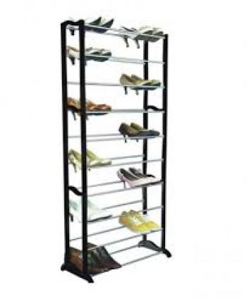 Amazing Shoe Rack - Black