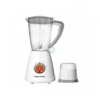 Black & Decker Blender 350w With Jar Mill BX210