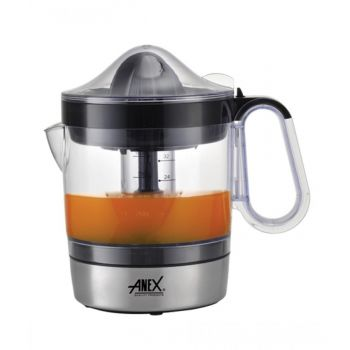 Anex Ag 2051 Deluxe Citrus Juicer-Black 40watts