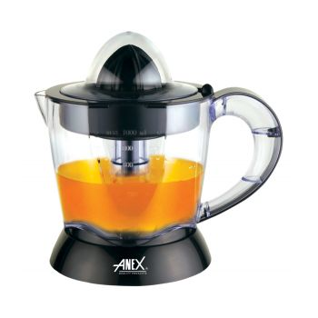 Anex Ag 2055 Deluxe Citrus Juicer-Black 40watts