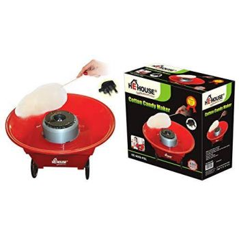 Big Size Cotton Candy Maker HE-200112 Red Hehouse