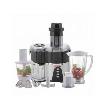 WF-9209 10 in 1 Food Factory Black