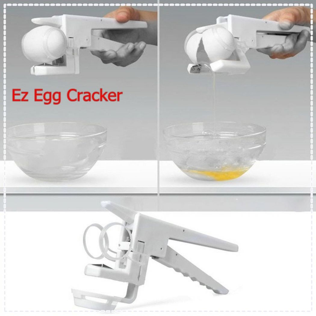 Ez egg cracker