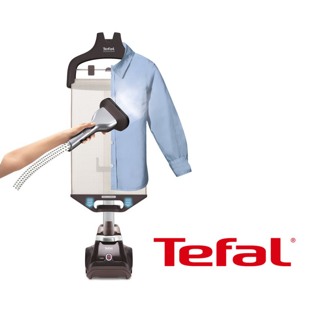 TEFAL GARMENT STEAMER INSTANT CONTROL IS8380M1
