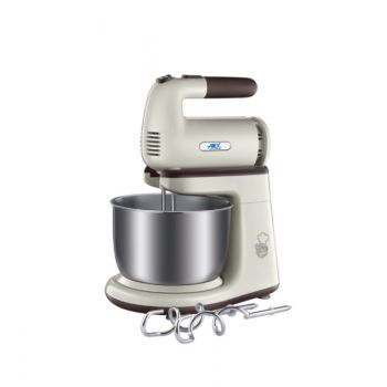 Anex Ag 818 Deluxe Hand Mixer With Bowl 200watts