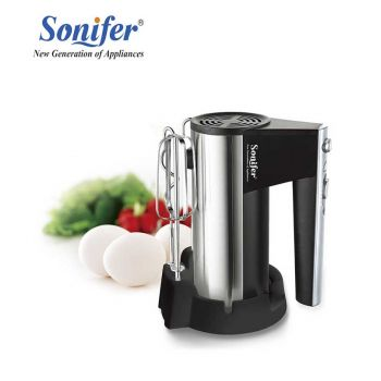 Sonifer Stainless steel 5 speeds Food Blender Mixe
