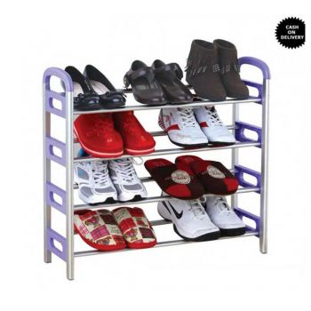 Four Layers Shoe Shelf