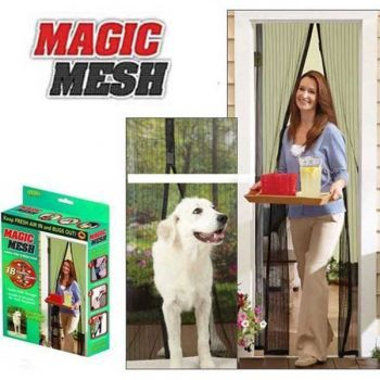 New Magic Mesh Curtain