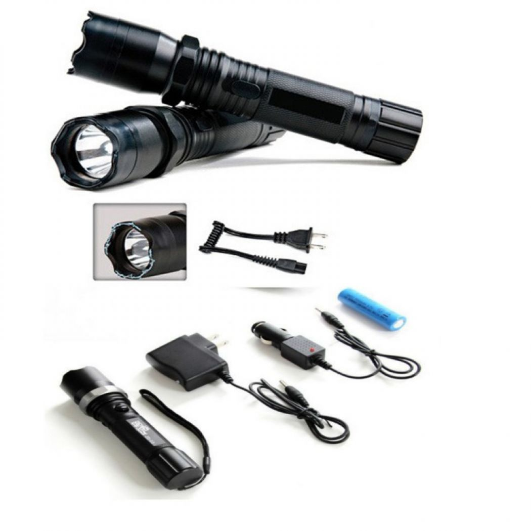 Multi-Function Swat Flashlight