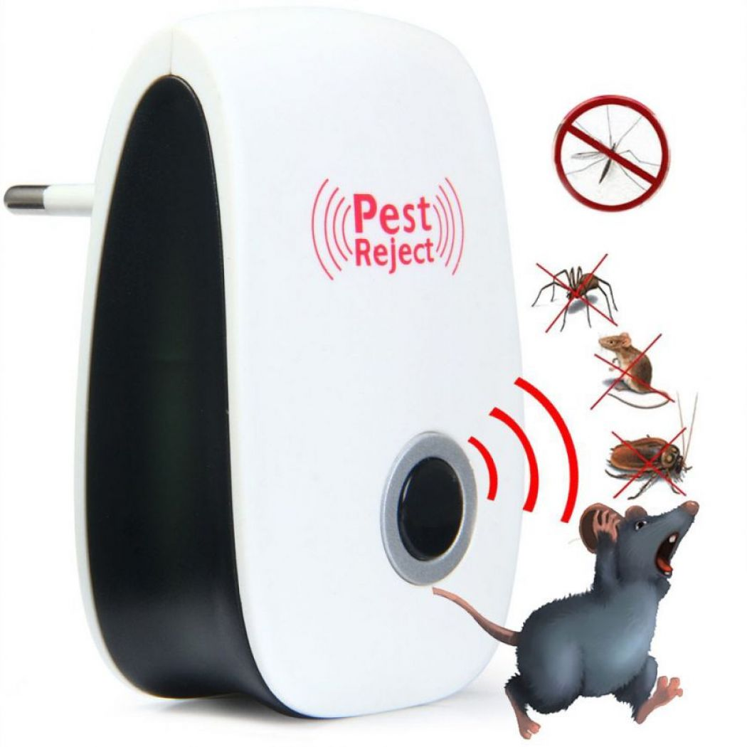 Ultrasonic Pest Repellent Pest Reject Lp-03
