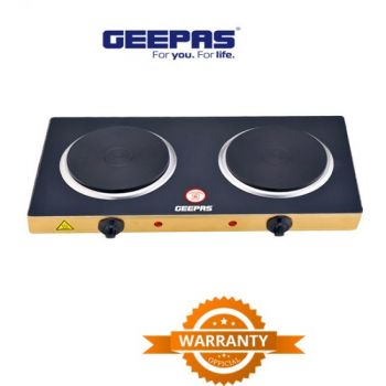 Electronic Double Hot Plate GHP7580